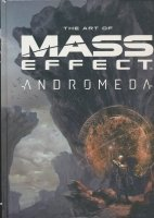 ART OF MASS EFFECT ANDROMEDA HC