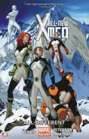 ALL-NEW X-MEN VOL 04 ALL-DIFFERENT SC (SUPERCENA przelicznik 2.70)