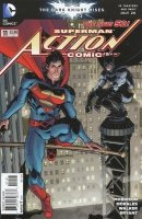 ACTION COMICS #11 VAR ED