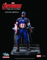AGE OF ULTRON CAPTAIN AMERICA ACTION HERO VIGNETTE