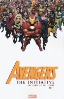 AVENGERS THE INITIATIVE THE COMPLETE COLLECTION VOL 01 SC (SUPERCENA przelicznik 2.80)