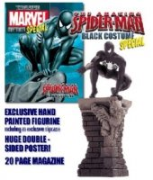 CLASSIC MARVEL FIG COLL MAG SPECIAL SPIDER-MAN BLACK