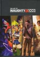 ART OF NAUGHTY DOG HC (SUPERCENA)