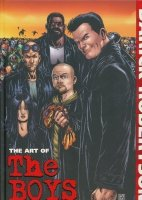 ART OF THE BOYS THE COMPLETE COVERS BY DARICK ROBERTSON HC (SUPERCENA przelicznik 3.10)