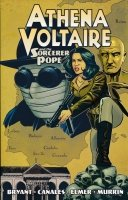ATHENA VOLTAIRE AND THE SORCERER POPE VOL 02 SC