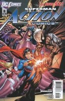 ACTION COMICS #6 VAR ED