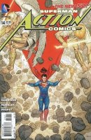 ACTION COMICS #14 VAR ED