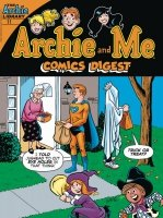 ARCHIE AND ME COMICS DIGEST #11 *