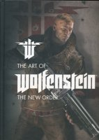 ART OF WOLFENSTEIN THE NEW ORDER HC