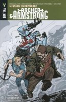 ARCHER AND ARMSTRONG VOL 05 MISSION IMPROBABLE SC