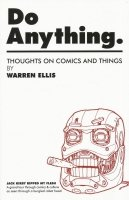 DO ANYTHING VOL 01 JACK KIRBY RIPPED MY FLESH THOUGHT ON COMICS AND THINGS SC (SUPERCENA przelicznik 2.30)