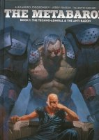 METABARON VOL 01 HC