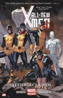 ALL-NEW X-MEN VOL 01 YESTERDAYS X-MEN SC (SUPERCENA przelicznik 2.70)