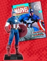 CLASSIC MARVEL FIG COLL MAG #09 CAPT AMERICA