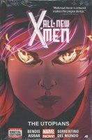 ALL-NEW X-MEN VOL 07 THE UTOPIANS HC