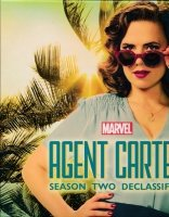 AGENT CARTER SEASON 2 DECLASSIFIED HC (SLIPCASE)
