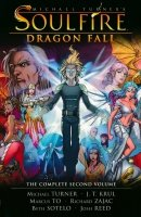 SOULFIRE VOL 02 DRAGON FALL SC