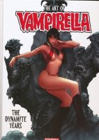 ART OF VAMPIRELLA THE DYNAMITE YEARS HC (SUPERCENA przelicznik 3.10)
