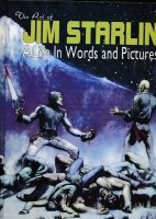 ART OF JIM STARLIN A LIFE IN WORDS AND PICTURES HC