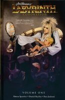JIM HENSONS LABYRINTH CORONATION VOL 01 HC