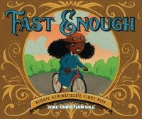 FAST ENOUGH BESSIE STRINGFIELDS FIRST RIDE STORY BOOK HC *
