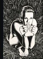 FANTAGRAPHICS STUDIO EDITION CHARLES BURNS BLACK HOLE HC (SUPERCENA przelicznik 3.10) **