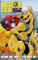 ACTION LAB DOG OF WONDER VOL 01 WHO LET THE DOGS OUT SC