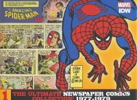 AMAZING SPIDER-MAN ULTIMATE NEWSPAPER COMICS COLLECTION VOL 01 1977-1978 HC