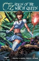 GRIMM FAIRY TALES PRESENTS OZ REIGN OF WITCH QUEEN VOL 03 HC **