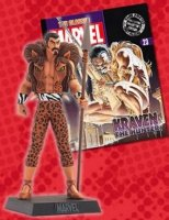 CLASSIC MARVEL FIG COLL MAG #23 KRAVEN