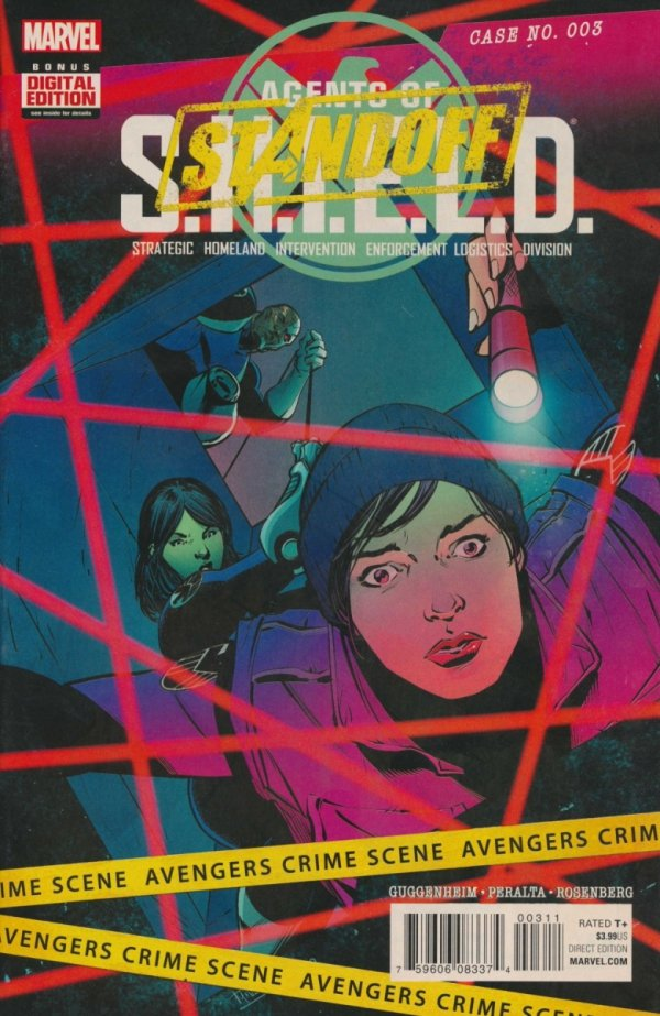 AGENTS OF SHIELD #3