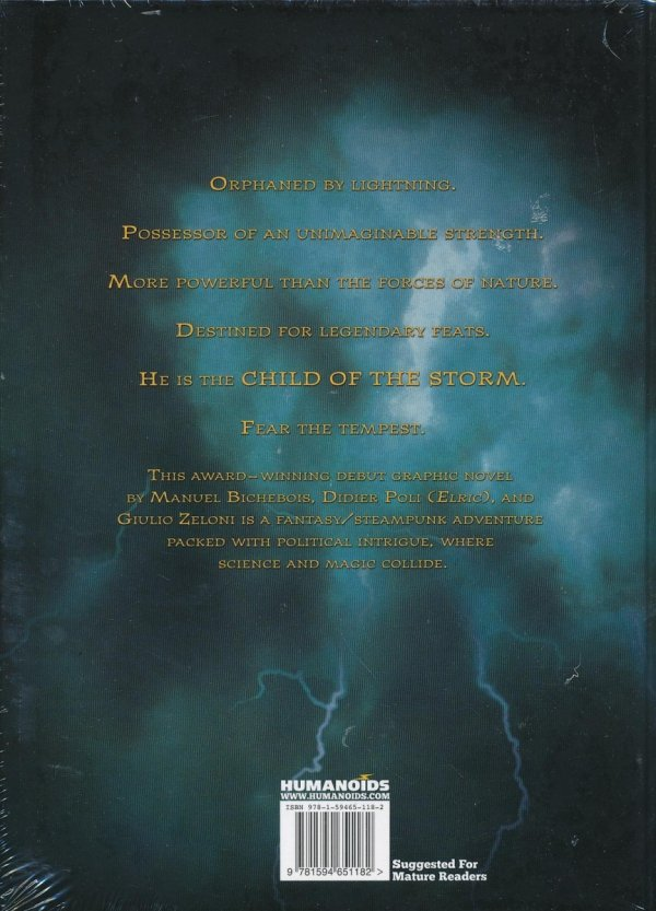 CHILD OF THE STORM HC