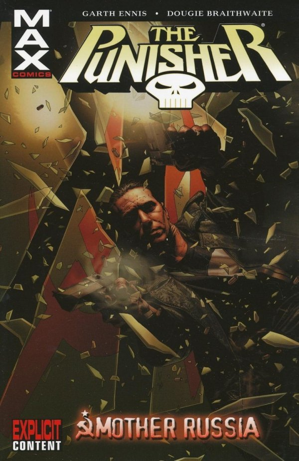 PUNISHER VOL 03 MOTHER RUSSIA SC