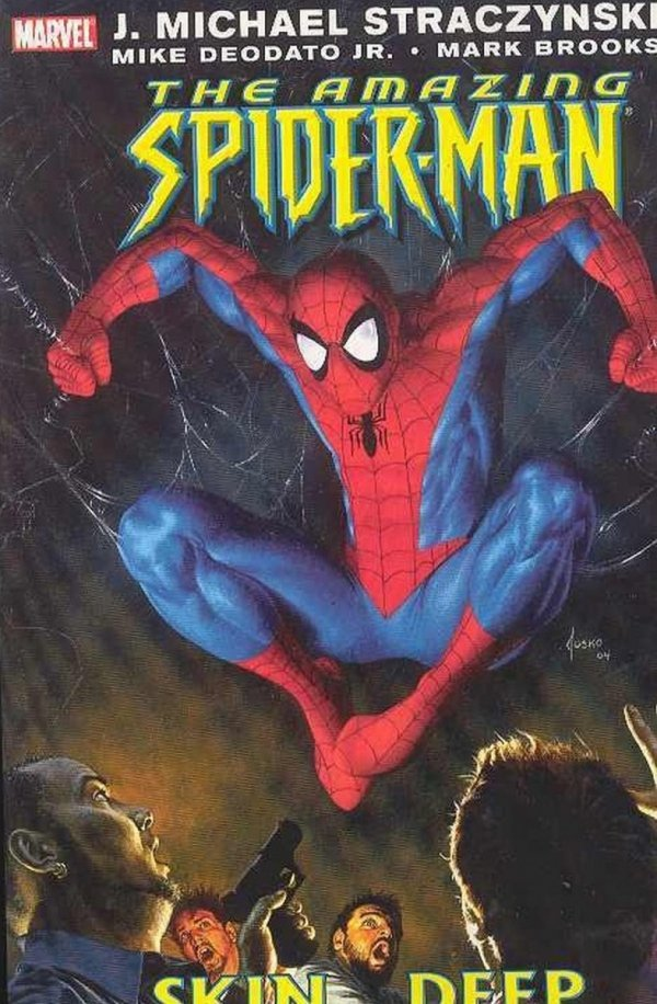 AMAZING SPIDER-MAN VOL 09 SKIN DEEP SC *