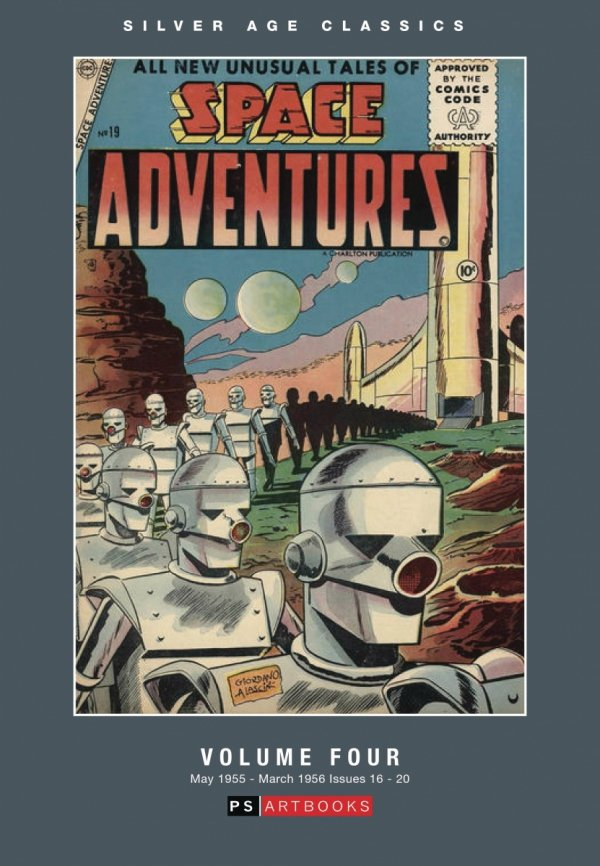 SILVER AGE CLASSICS SPACE ADVENTURES HC VOL 04 *