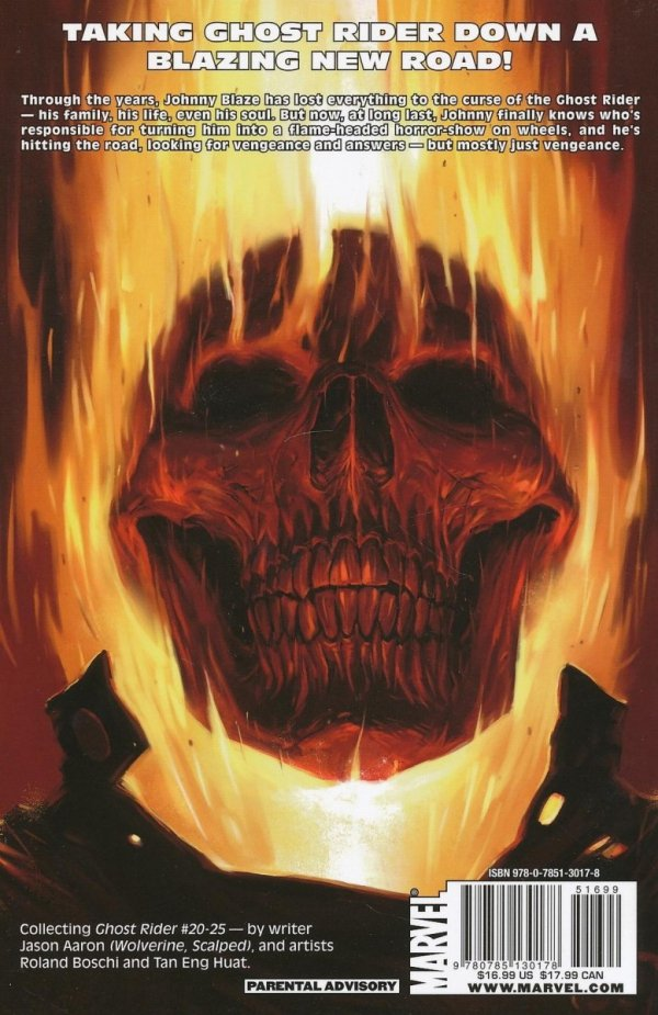 GHOST RIDER HELL BENT AND HEAVEN BOUND SC *