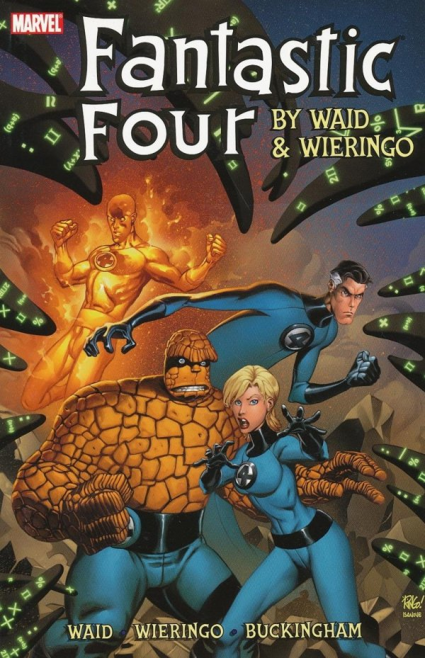 FANTASTIC FOUR ULTIMATE COLLECTION VOL 01 SC