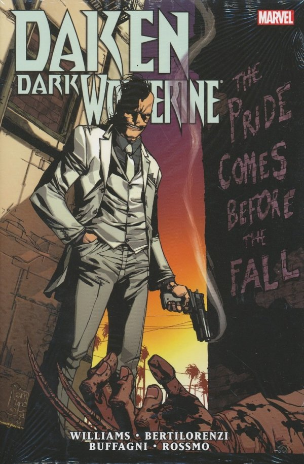 DAKEN DARK WOLVERINE THE PRIDE COMES BEFORE THE FALL HC