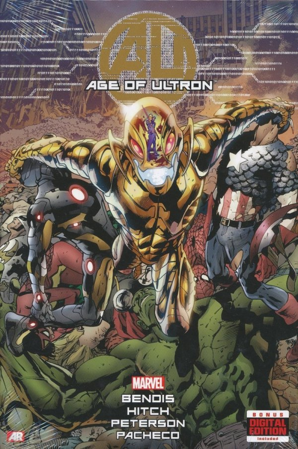 AGE OF ULTRON HC *