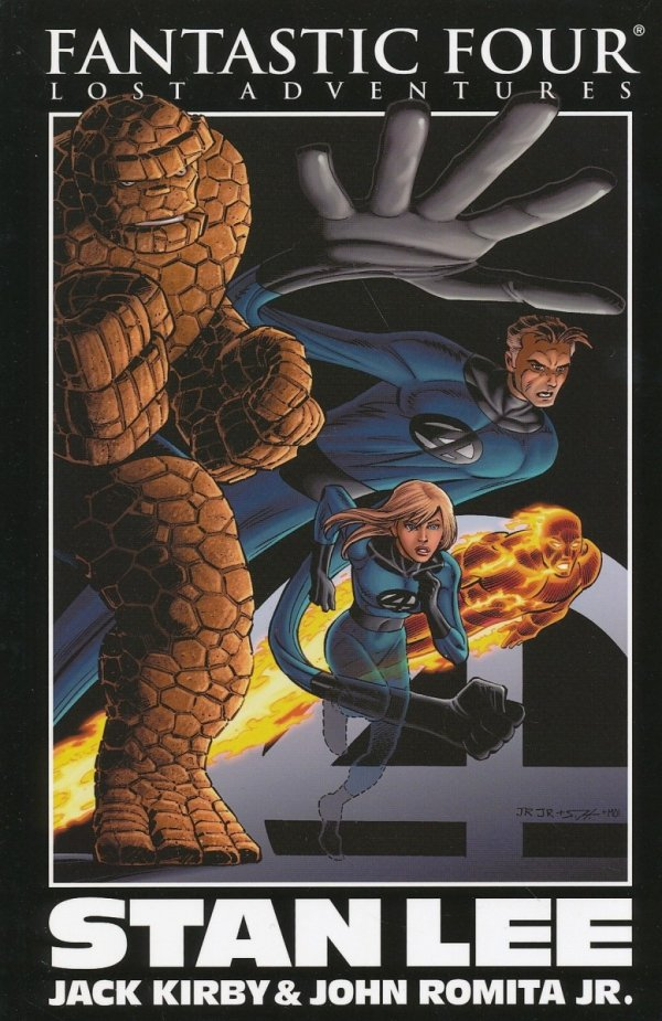 FANTASTIC FOUR LOST ADVENTURES SC