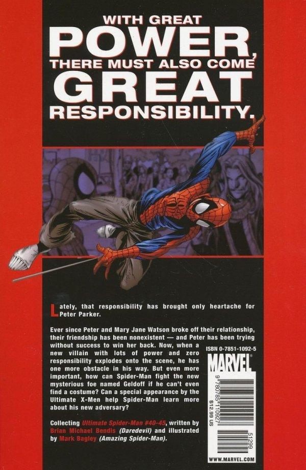 ULTIMATE SPIDER-MAN TP VOL 07 IRRESPONSIBLE
