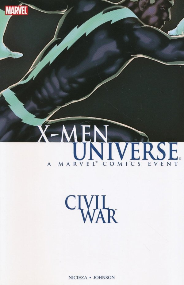 CIVIL WAR X-MEN UNIVERSE SC