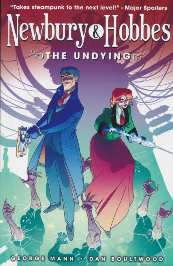 NEWBURY AND HOBBES THE UNDYING SC