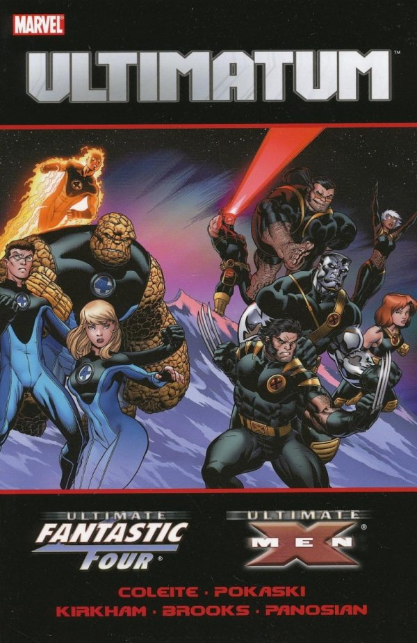 ULTIMATUM X-MEN FANTASTIC FOUR SC