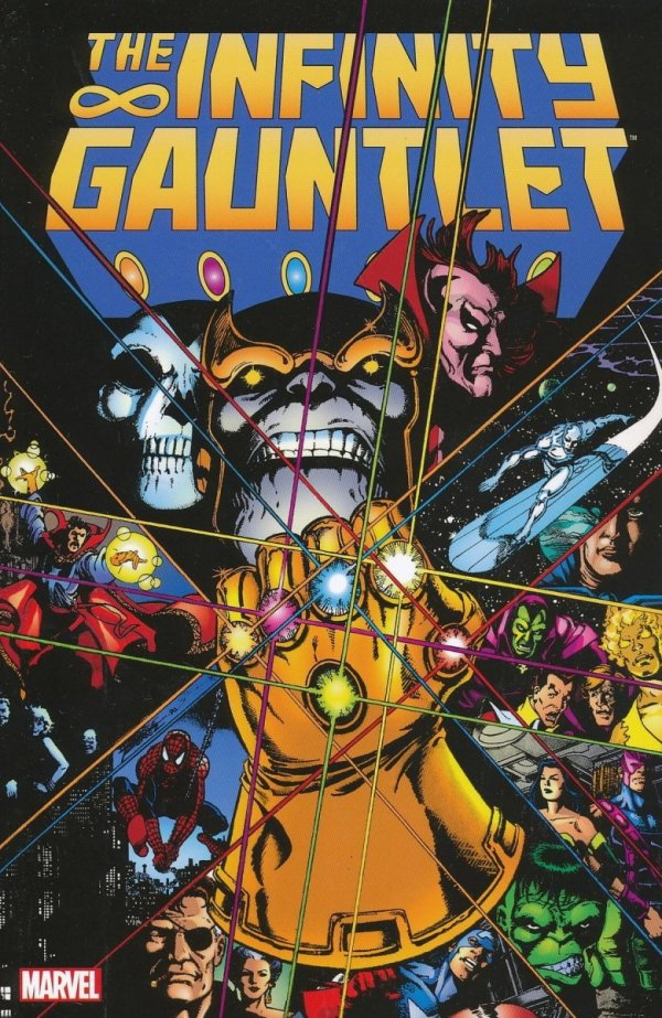INFINITY GAUNTLET SC (NEW EDITION)