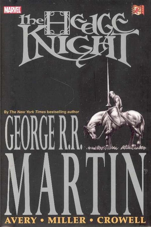 GEORGE RR MARTINS HEDGE KNIGHT HC (STANDARD COVER) *