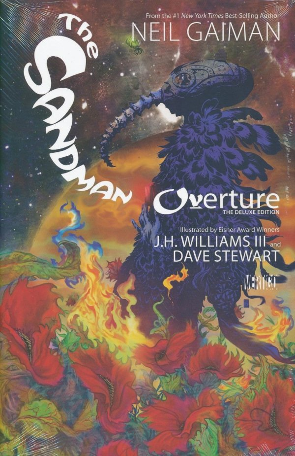 SANDMAN OVERTURE THE DELUXE EDITION HC (STANDARD COVER)