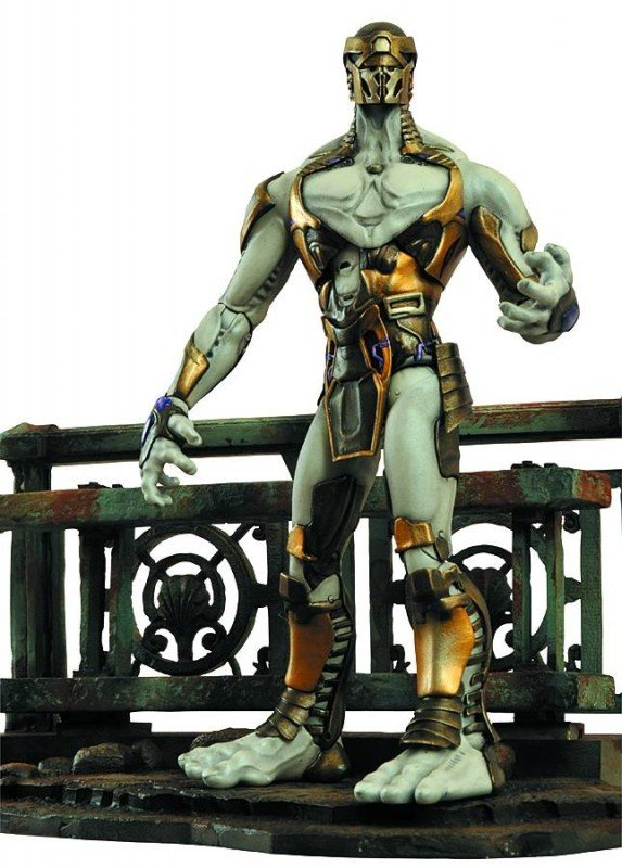 MARVEL SELECT AVENGERS MOVIE CHITAURI AF