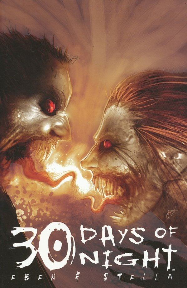 30 DAYS OF NIGHT TP VOL 07 EBEN & STELLA