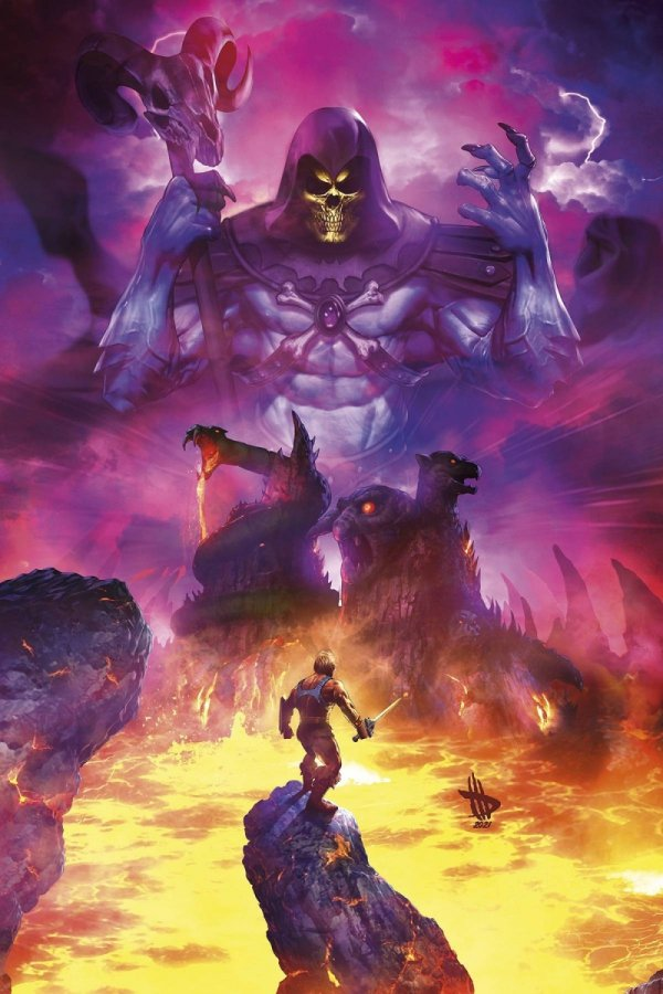 MASTERS OF THE UNIVERSE REVELATION #2 CVR A WILKINS